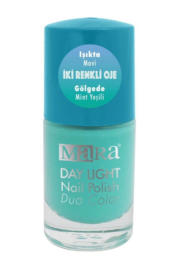 Mara Daylight Nail Polish Oje Mint Sugar