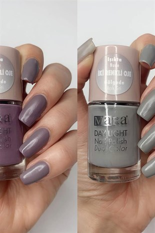 Mara Daylight Nail Polish Oje Mocha Time