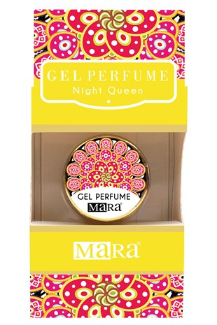 Mara Jel Parfüm Night Queen 5 ml