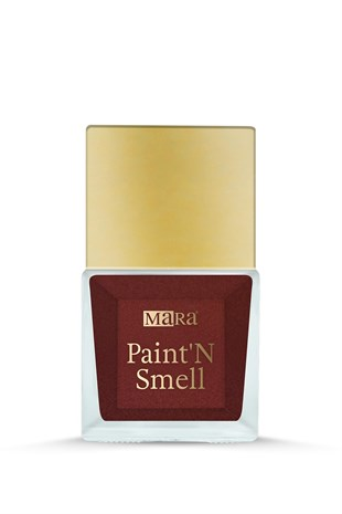 Mara Paint'N Smell Kokulu Oje Blooming Rose 15ml