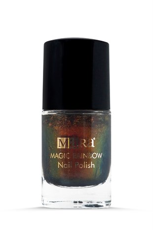 Mara Rainbow Nail Polish Oje Copper - Bronze - Gold